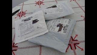Unboxing. Zakupy na Aliexpress, Joom i Wish.com