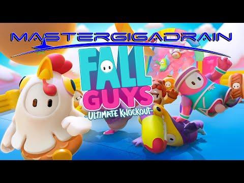 New game experience! | Fall Guys | MasterGigadrain