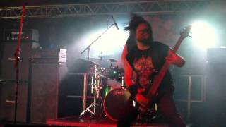 Wolfcrusher - Skeletonizer (Part 1) [Live at Bloodstock Open Air 2011]