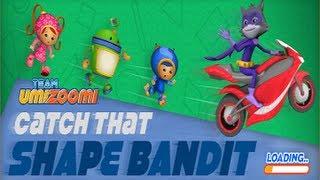 Team Umizoomi - Shape Bandit Play Episode