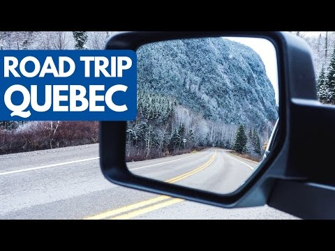 Road Trip QUEBEC entre AUTOMNE et HIVER - blog voyage OneDayOneTravel
