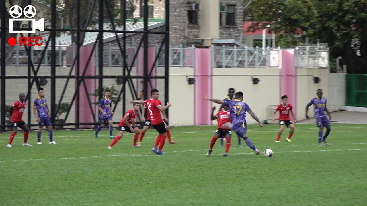 今日MVP賴文飛(2021.9.19.香港甲組足球聯賽)飛飛不要問我精選一刻