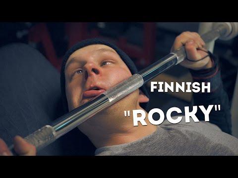 Finnish Rocky - Rocky VI Training Parody