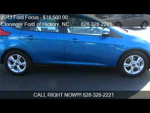 2013 Ford Focus SE - for sale in Hickory, NC 28602
