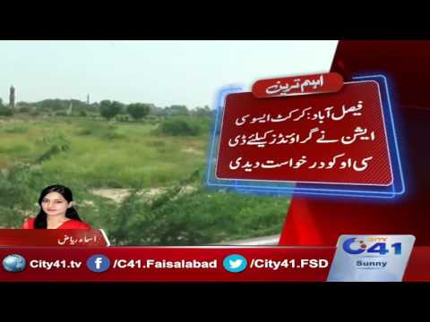 41 Breaking: Cricket Association submit application to DCO for grounds