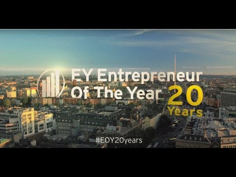 EY Entrepreneur of the Year Ireland 2017 Episode 3