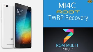 Xiaomi Mi4C ROM ESPAÑOL-RECOVERY-ROOT  (sin PC)