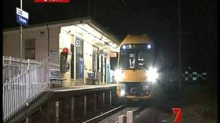 (CityRail) NSW has no extra money for rail link / Waratah testing (13 August 2010)