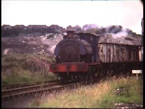 Industrial Steam in England