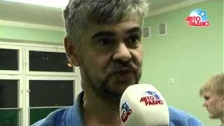 В. Сергеев бесплатно тренирует молодежь