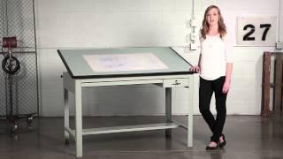 Safco Precision Table Top