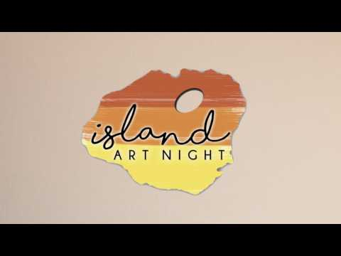 Island Art Night Promo