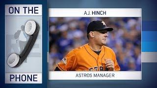 Astros Mgr. A.J. Hinch Talks Hot Streak, Outlawing The Shift w/Rich Eisen | Full Interview | 6/22/18
