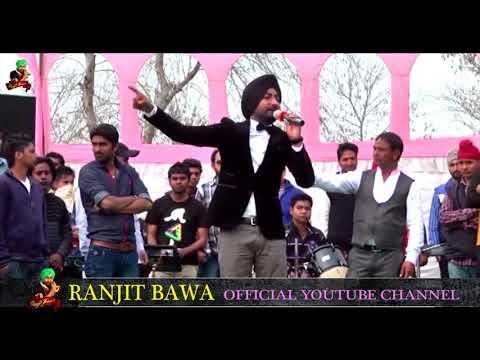 Ranjit Bawa Live at Sri Ganga Nagar   Full Live Show