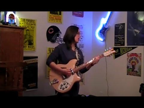 """""""Cadillac Eldorado Boogie Blues"""" – Alicia Marie"""