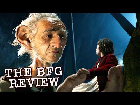 Roald Dahl's 'The BGF'- Film Review