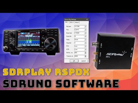 SDRplay RSPdx #03 - Funkgerät Synchronisieren Mit Omnirig
