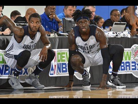 Full Highlights: Detroit Pistons vs Dallas Mavericks from Orlando Summer League  | July 6, 2017
