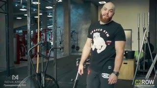 Боец Алексей Буторин о тренажере Assault Air Bike
