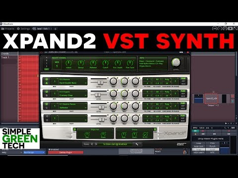 Download Review Air Music Xpand 2 Workstation Vst MP3, MKV, MP4