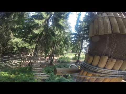 Traseu Arka Park Paltinis (GoPro5)