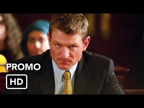 """Chicago Justice (NBC) """"City of Heroes"""" Promo HD"""