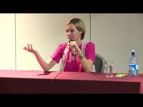 Eirtakon 2013  Courtnee Draper Q&A Panel