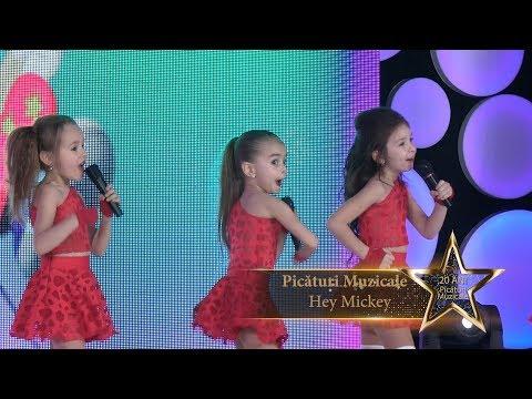 Picaturi Muzicale - Hey Mickey