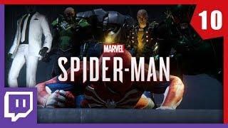 SINISTRI 6! MARVEL'S SPIDER-MAN - Let's Play - Walkthorugh ITA #10