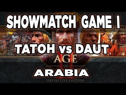 Definitive Edition 2   TaToH vs DauT Showmatch Game 1