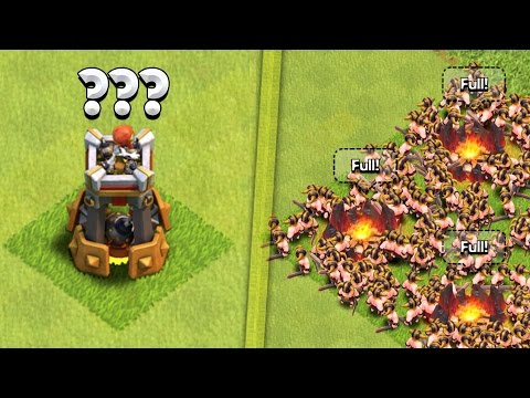 Clash of Clans NEW DEFENSE: BOMB TOWER IS COMING TO Coc?!