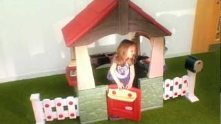 Little Tikes : Home And Garden Playhouse