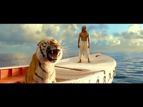 Life of Pi Flying Fish Clip with Ang Lee Intro (IN CINEMAS 29 NOVEMBER)