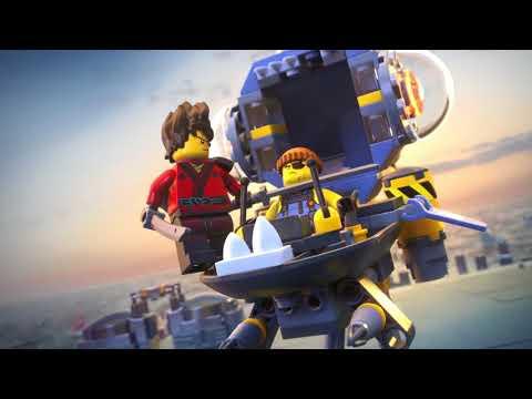 The Lego Ninjago Movie Videos Sets Und Mehr