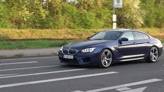 Crazy LOUD BMW M6 Gran Coupé : Powerslides, Accelerations & Revs!