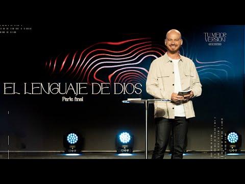 Andrés Spyker | El lenguaje de Dios | Tu mejor versión