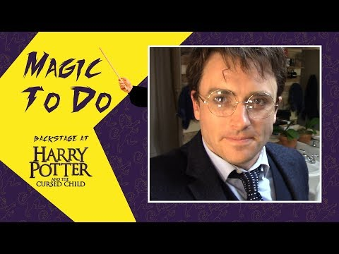 Episode 4: Magic To Do: HARRY POTTER AND THE CURSED CHILD With James Snyder
