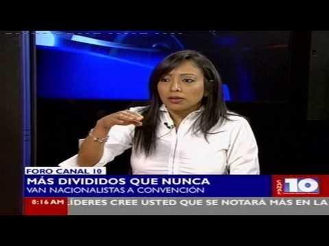 Television analogica en Honduras (Tegucigalpa)