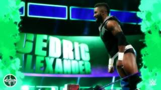 ► 2016 cedric alexander 1st wwe cwc theme song wont let goᴴᴰ