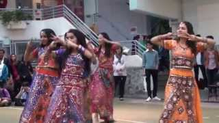 Indian Bollywood Dance on Radha, Chikni chameli, desi girl and hooka bar in Hong Kong