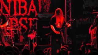 Cannibal Corpse - LIve in Fortaleza 2015 - Make Them Suffer