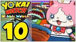 Yo-Kai Watch Wibble Wobble Part 10: Sailornyan bekommen & Waldberg-Boss Kutterkahn