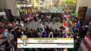 Big Time Rush - Till I Forget About You ( Live Today Show 10/11/2010 )