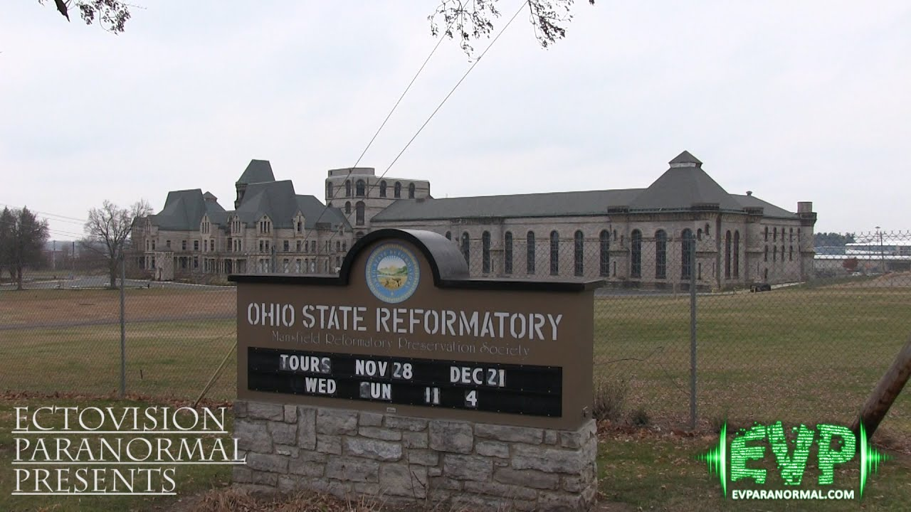 paranormal investigation of the ohio state reformatory - youtube