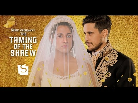 taming of the shrew vs wooing As wealth is burden of my wooing dance in the taming of the shrew bianca is just as biting at katharina but she plays the part when she is in the company of.