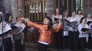 Mongolian Love Song 2010 敖包相会--蒙古民歌