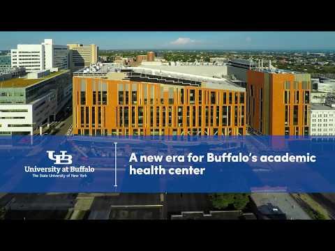 A new era for Buffalo's academic health center