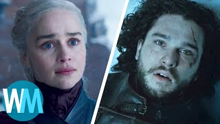 TOP 20 des MEILLEURS MOMENTS de GAME OF THRONES !