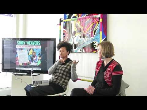 Lisa Hilli & Eddy Carrol - Artist in Residence Talk