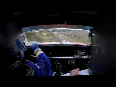 Camera Car Pelliccioni - Moroni Ps 8 Rally Valtiberina 2018
